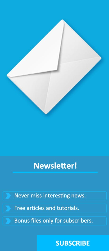 subscribe to our neswletter