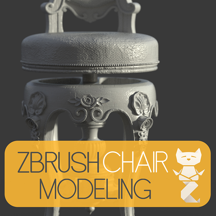 Zbrush Architectural Modeling